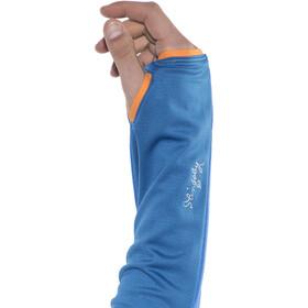 Bergans Galdebergtind Chaqueta Hombre, ocean/athens blue/pumpkin